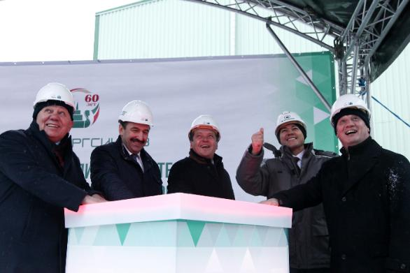 Kazanorgsintez celebrated its anniversary by presenting four new cracking furnaces